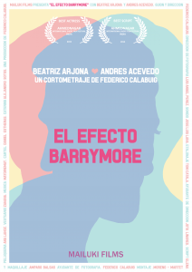 El efecto Barrymore cartel laureles India